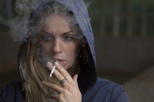 stoppen met roken acupunctuur